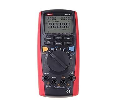 Smart Meter UNI-T UT71B Intelligent Digital Multimeter Tester USB to PC True RMS LCR AC DC