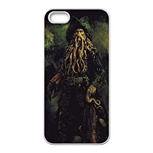 Davy Jones Pirates Of The Caribbean Movie iPhone 4 4s Cell Phone Case White gife pp001_9293098