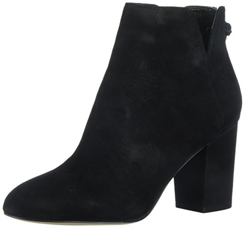 ALDO Womens Dominicaa Ankle Bootie Black Suede
