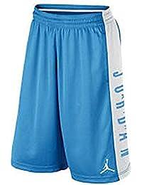 Nike Air Boy's Highlight Dri-Fit Athletic Mesh Basketball Shorts