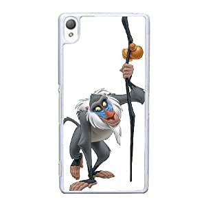 Sony Xperia Z3 Cell Phone Case White Disney The Lion King Character Rafiki YT3RN2555312