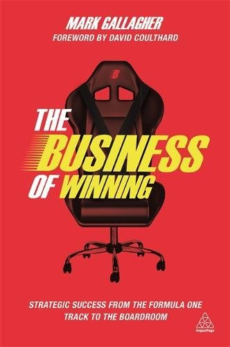 Formula 1 Magazine - The Business of Winning: Strategic Success from the Formula One Track to the Boardroom