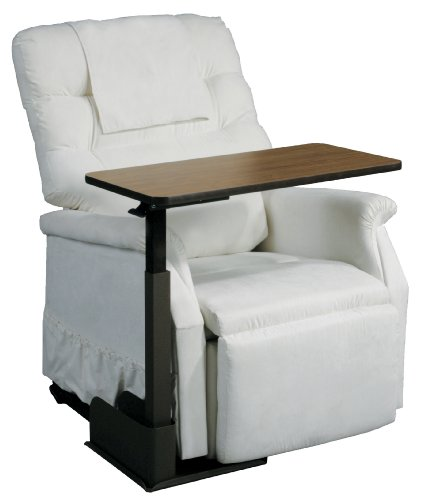 Competitor Trapeze Bar Right Side Table by Drive Medical