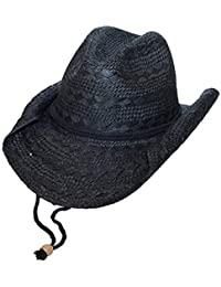 a62e3a2bf2b7c Ladies Toyo Straw Cowboy Hat