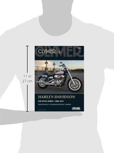 Harley davidson fxd dyna series 2006 2011 clymer manuals harley davidson fxd dyna series 2006 2011 clymer manuals motorcycle repair penton staff 0024185953678 amazon books fandeluxe Choice Image