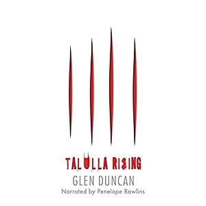 Talulla Rising Audiobook