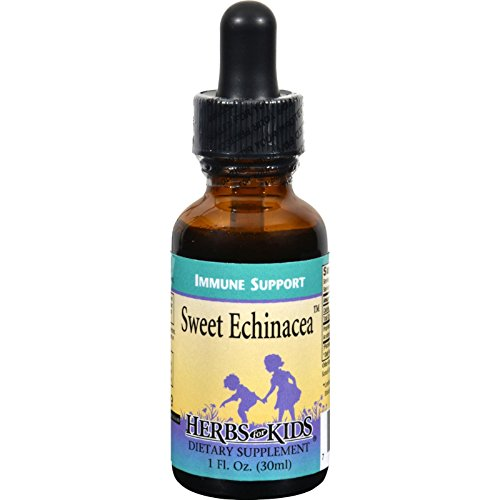 Sweet Echinacea Herbs For Kids 1 oz Liquid