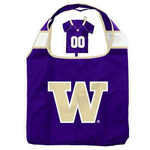 NCAA University of Washington Huskies Bag with Pouch (Huskies Bowl Rose Washington)