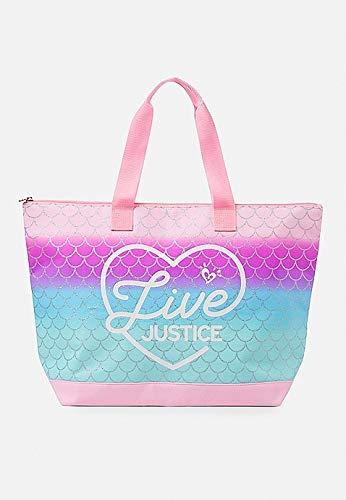 Justice Live Beach Towel, Weekender Bag, and Bonus Free Rose Gold Aviator Sunglasses!