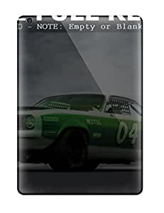 Ipad Air Case Cover - Slim Fit Tpu Protector Shock Absorbent Case (classic Sports Car Desktop )