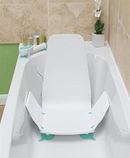 Neptune Lightweight Corner Bath Lift Bathing Aid Transfer ...