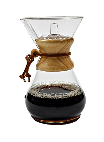 Tanors Glass Coffeemaker Cover for Chemex Coffee Maker New eBay