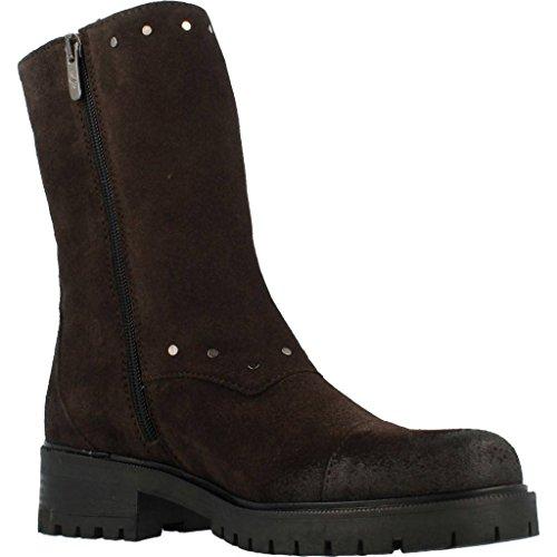 Boots 3464 Femme Antracita Alpe Gris Millim OwP8dxq