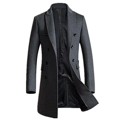 Wool Melton Toggle Coat - 8