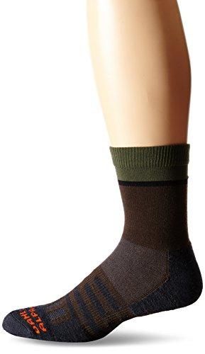 Dahlgren HalfPass Socks, Forest, X-Large