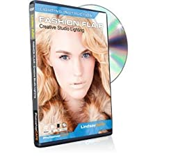Fashion Flair for Photographers a great Training DVD - Understand and learn Creative Studio Lighting by Lindsay Adler Tutorial Video