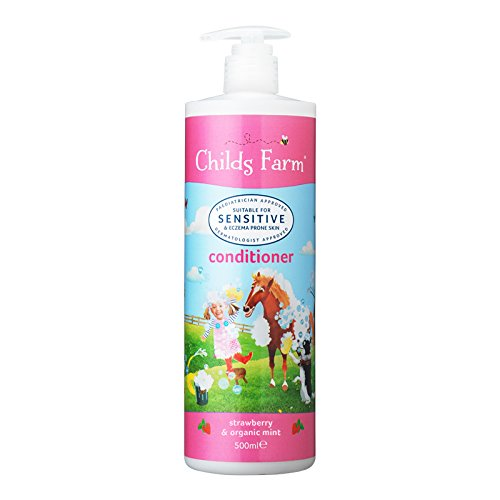 Childs Farm conditioner strawberry & organic mint 500ml CF505
