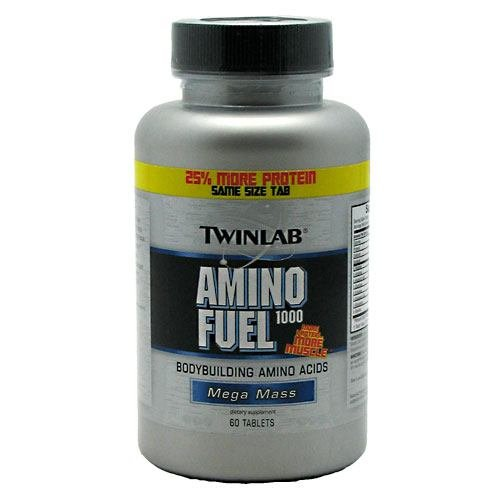 Twinlab Amino Fuel 1000 mg Tablets - 60 Ea