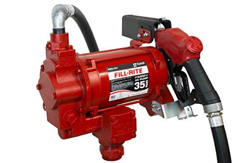 Fill-Rite FR310VB 115/230V 35 GPM Fuel Transfer