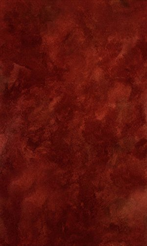 Lelinta 3X5ft Photography Background Abstract Cinnabar Red Texture Abstract Portrait Pattern Backdrop Vinyl Studio Video Photo Prop