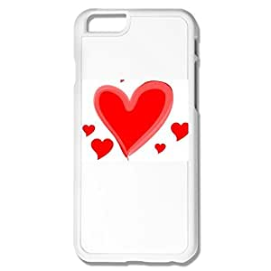 IPhone 6 Cases Valentines Day Design Hard Back Cover Cases Desgined By RRG2G