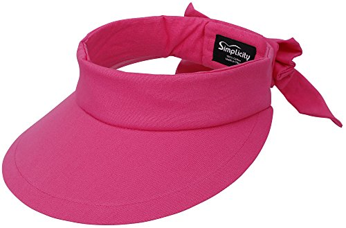 Simplicity Women's SPF 50+ UV Protection Wide Brim Beach Sun...