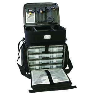 Amazon.com : Calcutta 4Tray Tackle Bag Includes 4 360