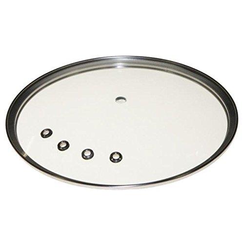 SEB SS-993552 couvercle en verre cuiseur vapeur convenient serie sans poign/ée