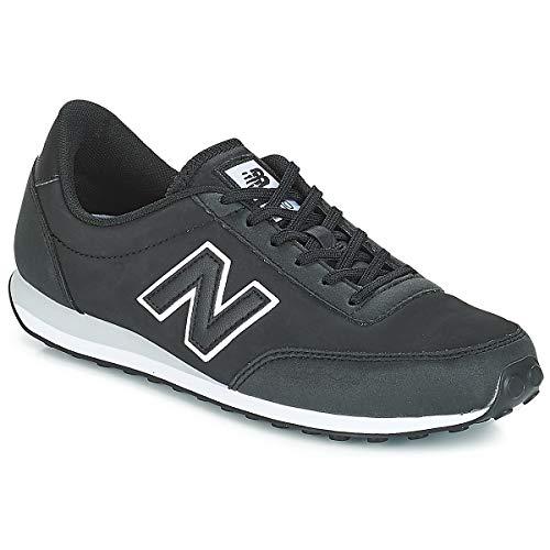 Herren New Balance Schwarz 410 Weiss Sneaker Yq548w