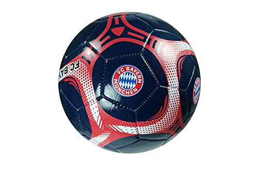 FC Bayern Munich Authentic Official Licensed Soccer Ball Size 5 -05-1