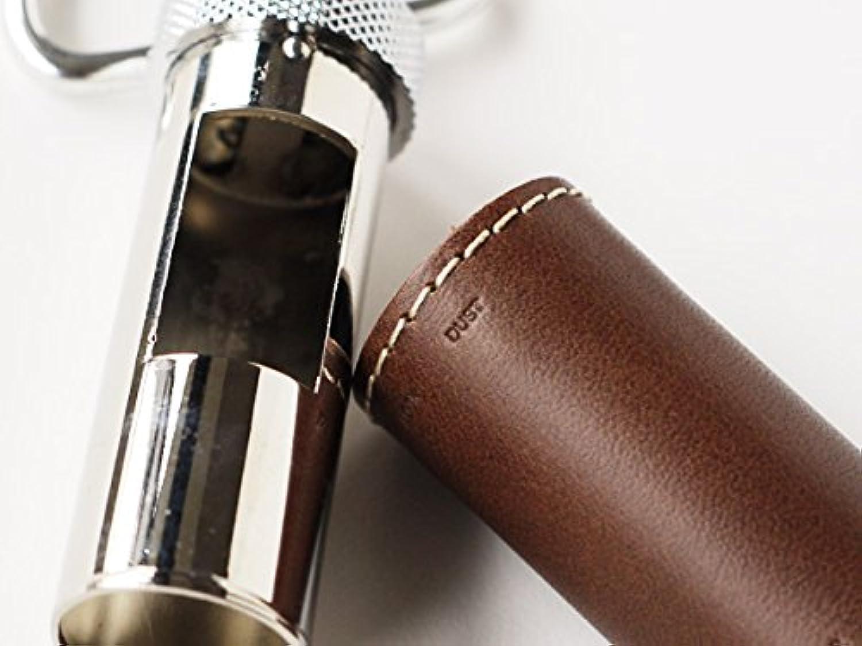 WINDMILL(ウィンドミル) ヘビ革携帯灰皿 フック付き ホワイト A2290113