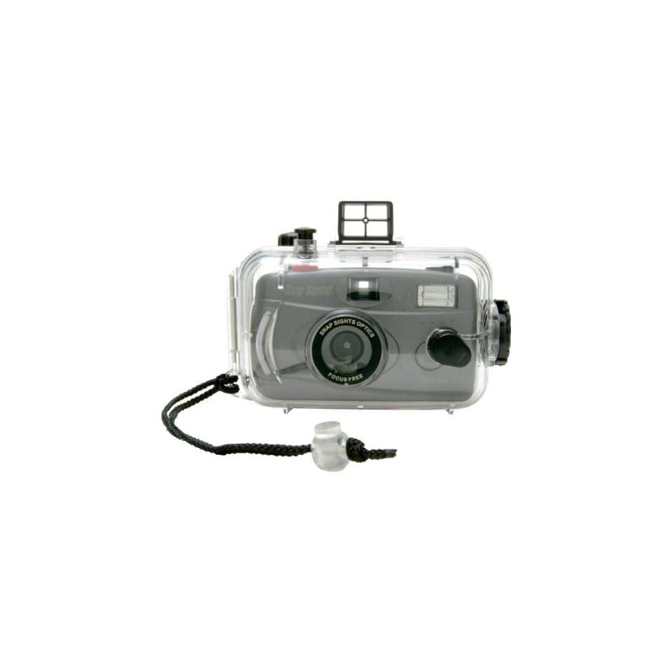 New Intova 35mm Sports Utility Waterproof Camera Flash Waterproof To 100ft