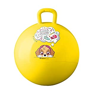 Hedstrom Paw Patrol Skye Hopper Ball, Hop Ball For Kids, 15 Inch