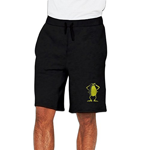 Men's Grinch Dr. Seuss Christmas Story Perfect Shorts