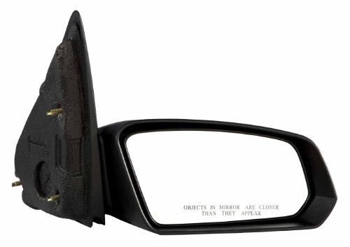 Depo 335-5418R3MF Saturn Ion Sedan Passenger Side Textured Non-Heated Manual Mirror (Side Mirror Passenger Saturn)