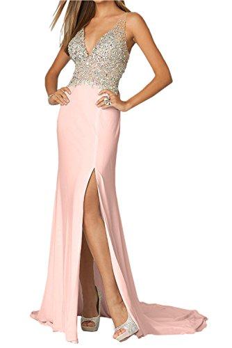 Topkleider - Vestido - para mujer Perlenrosa