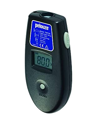 Rubbermaid Commercial Pocket InfraRed Thermometer, -67 to 482-Degree F Temperature (FGTMP500)