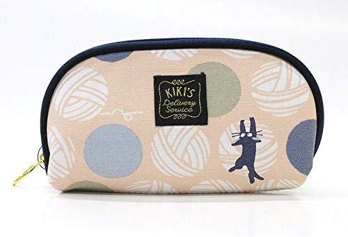 (Movic Studio Ghibli Kiki's Delivery Service Fabric Cosmetic Pouch Bag 1117-4)