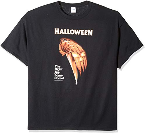 (Halloween - Mens Night He Came Home T-shirt 2x-large)