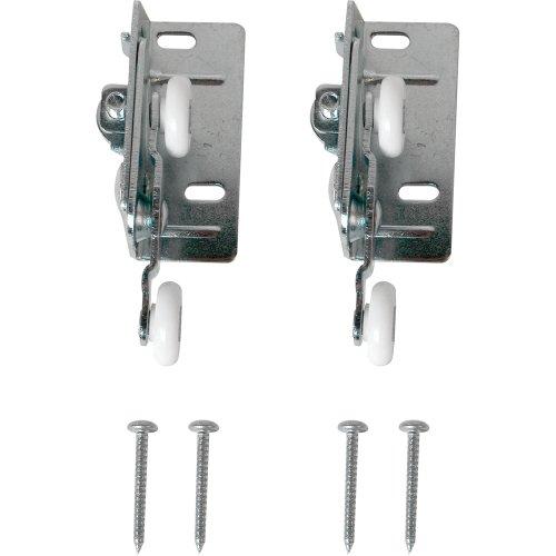 Prime-Line Products N 6530 Twin Pocket Door Roller, Top Mount,(Pack of 2) ()