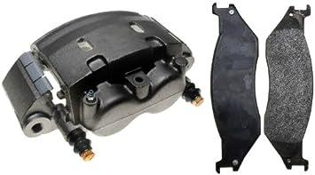 Raybestos RC4125 Professional Grade Remanufactured Loaded Disc Brake Caliper