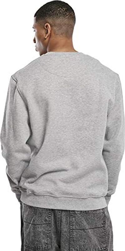 Southpole Męskie Halfmoon Crew Sweatshirt: Odzież