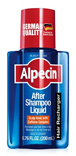 Alpecin After Shampoo Liquid for Men, 6.76 Fl. Oz.