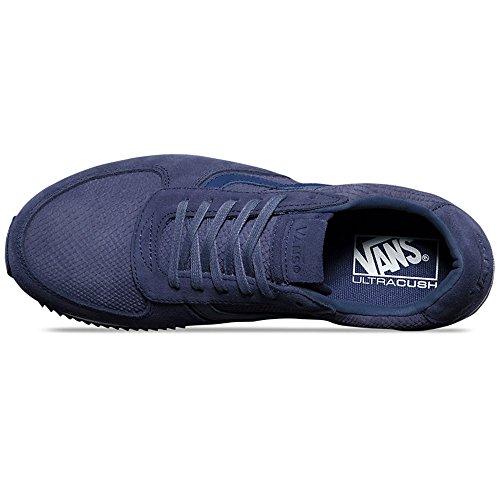 Vans Python Runner Chaussure Couronne Bleu Taille 9.5 Hommes / 11 Femmes