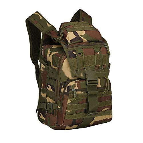del camina libre trekking asalto táctico los que de que Conglinmicai la aire hombres militar camina CongLinShuMa mochila La bolsa impermeables de al qax4nwaHP
