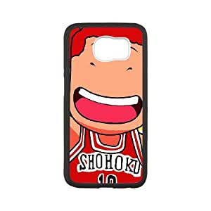 Samsung Galaxy S6 Cell Phone Case White Slam Dunk IIO Personalized Phone Cases Protective