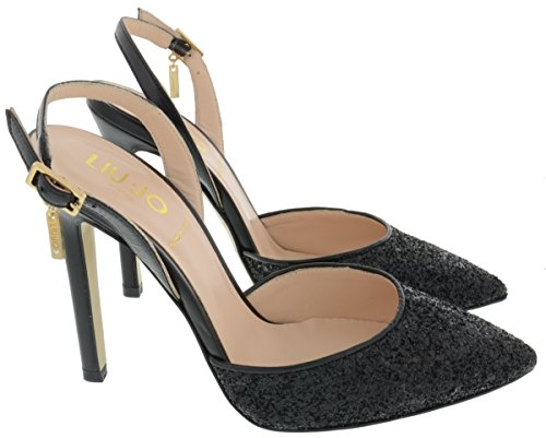 liu jo Mignon - Zapatos de vestir para mujer Negro negro 36