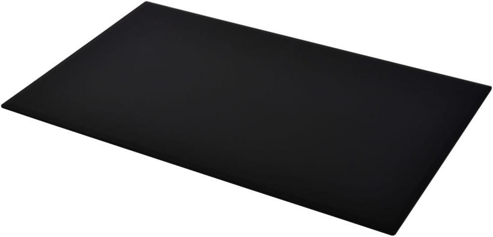 Festnight Dessus de Table Rectangulaire Verre Trempé 1000 x 620 mm