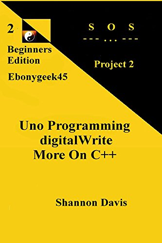 Amazon com: Uno Programming digitalWrite More On C++: