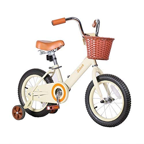 3950d6b8939 Amazon.com   JOYSTAR 14 Inch Kids Bike for 3 4 5 6 Years Old Girls ...